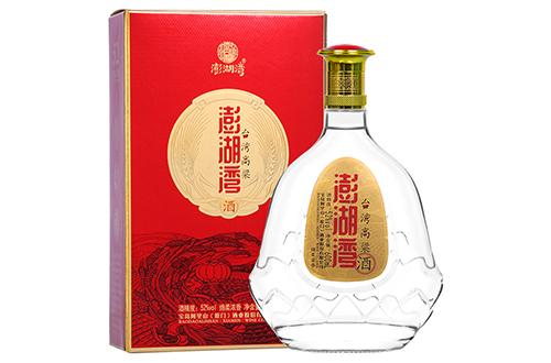 澎湖湾台湾高粱酒 窖藏52度绵柔浓香600ml
