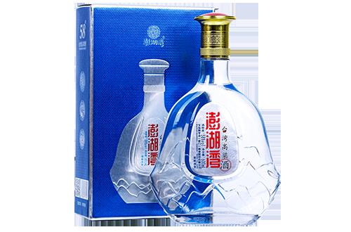 澎湖湾台湾高粱酒 窖藏清香型58度600ml